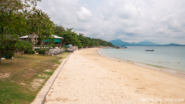 Cевернsq пляж ко Самета - отзыв об отдыхе
