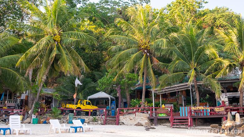 Обзор всех пляжей ко Самета