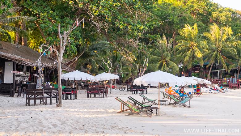 Обзор пляжа Ао Чо на ко Самете