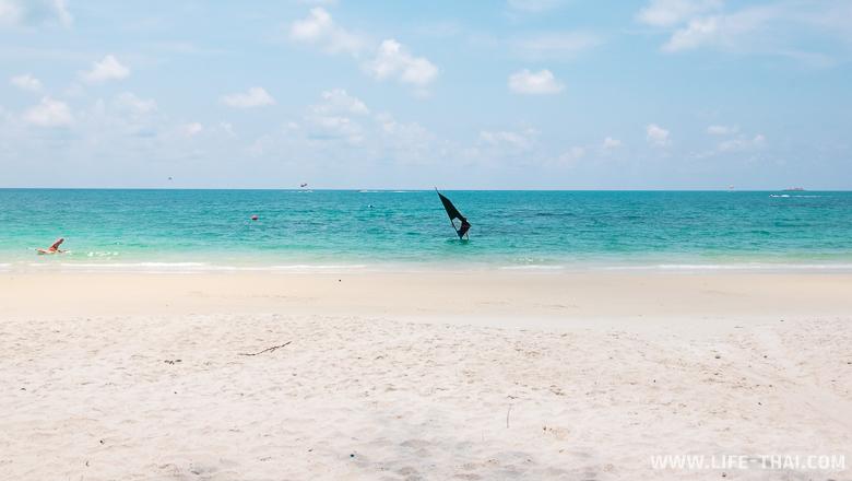 Все пляжи ко Самета - Джепс бич