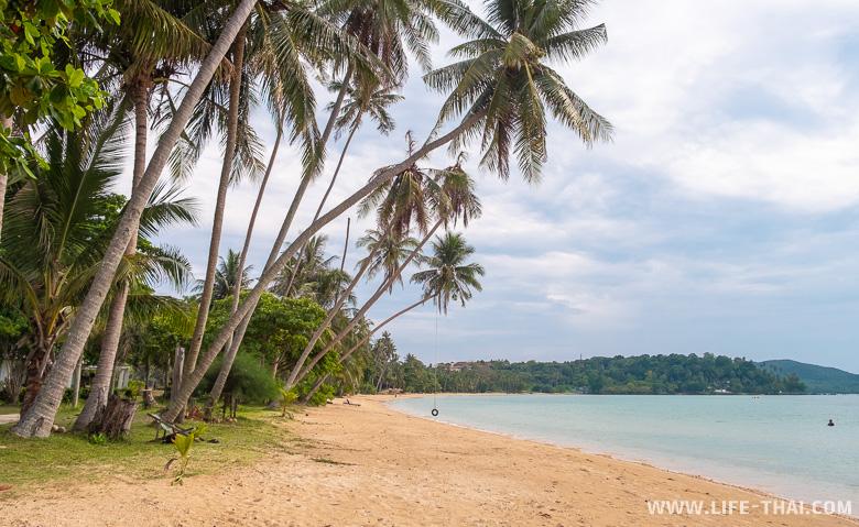 Пляж Ao Soun Yai на ко Маке