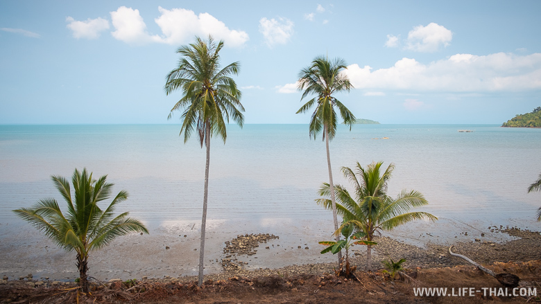 Достопримечательности ко Чанга на восточной стороне острова