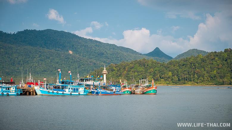 Что посмотреть на острове Чанг самостоятельно
