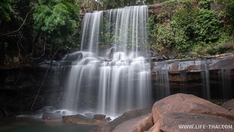 Водопады ко Куда - что посмотреть на острове