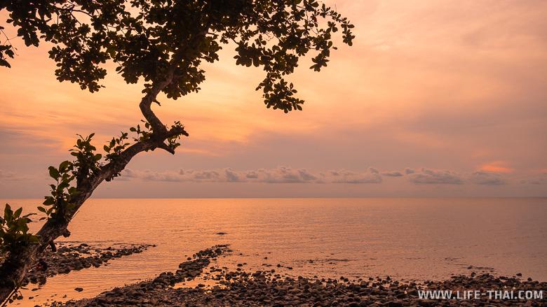 Пляж Пёрл бич на ко Чанге - наш отзыв