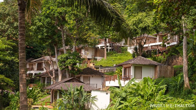 Отдых в отеле Siam Bay Resort на ко Чанге