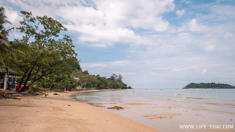 Пляж Кай Бае на ко Чанге - фото, обзор, отзыв