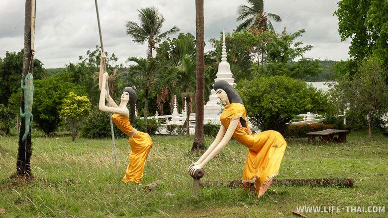 Особенности отдыха на ко Маке в Таиланде