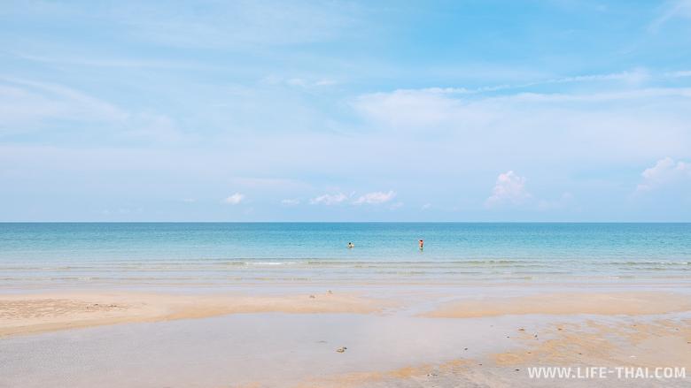 Вайт Сендс Бич - лучший пляж ко Чанга
