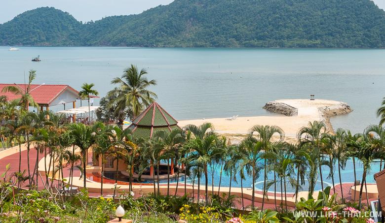 Фото пляжей на ко Чанге