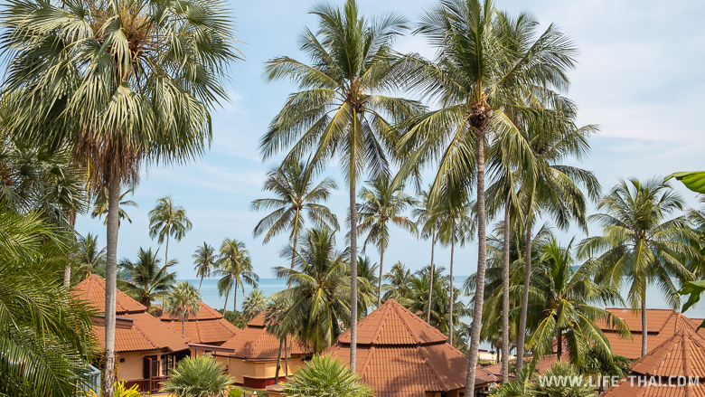 Пляж Клонг Сон на ко Чанге