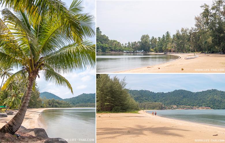 Обзор всех пляжей на острове Чанг, какой лучше, где отдыхать