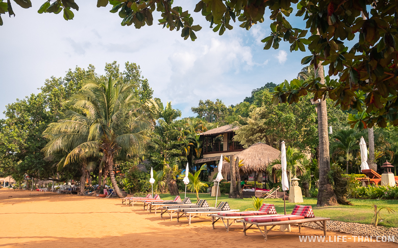 Фото лучших пляжей ко Чанга