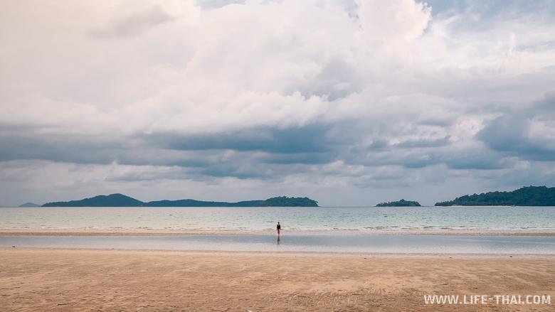 Обзор пляжей острова Чанг в Таиланде