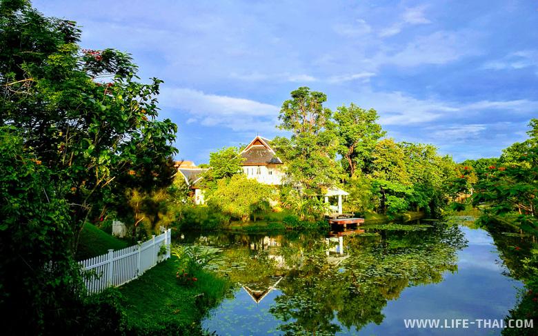 Июнь в Чиангмае