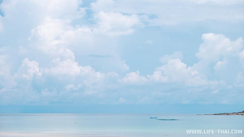 Каякинг на ко Куде в бухте Банг Бао