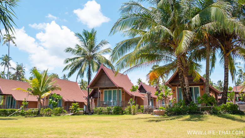 Отель Koh Kood Paradise Resort