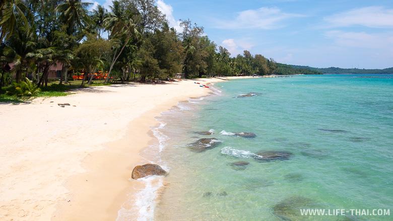 Лучший пляж ко Куда - Ао Тапао