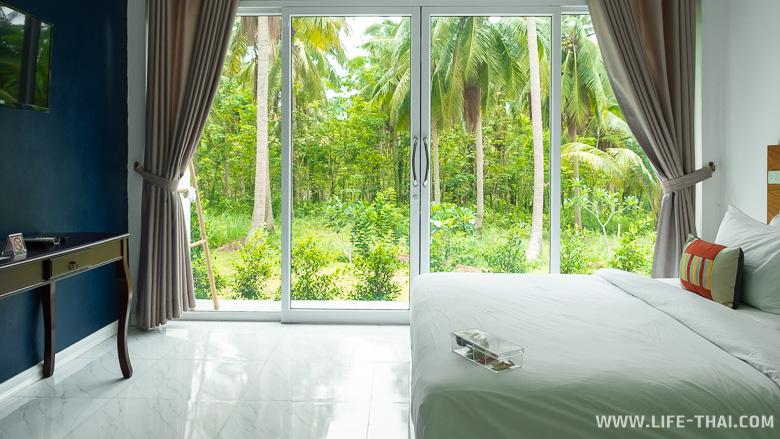 Номер в отеле. Наш отзыв об отеле Koh Kood Beds