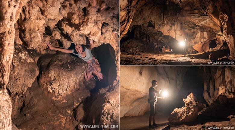 Пещера в Чианг Дао