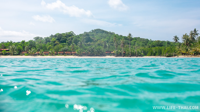 Бухта Банг Бао на ко Куде