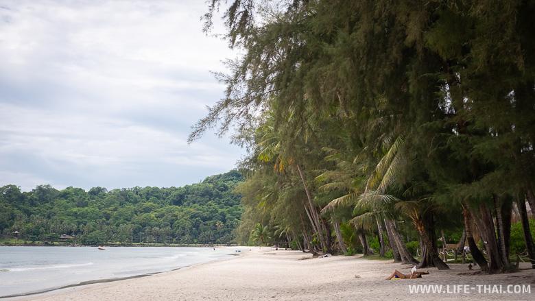 Фото пляжа на ко Куде