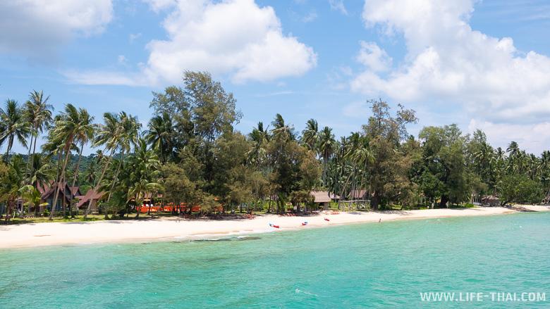Лучший пляж ко Куда. Отдых на острове Куд