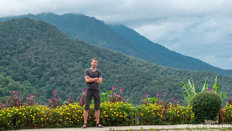 Обзорная площадка с видом на Пхаяо