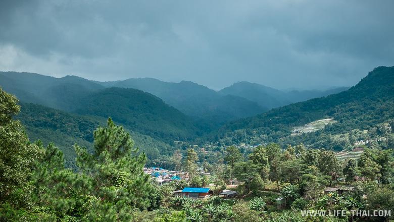 Виды в парке Дой Интанон, Чиангмай