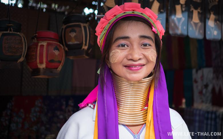 Народы северного Таиланда