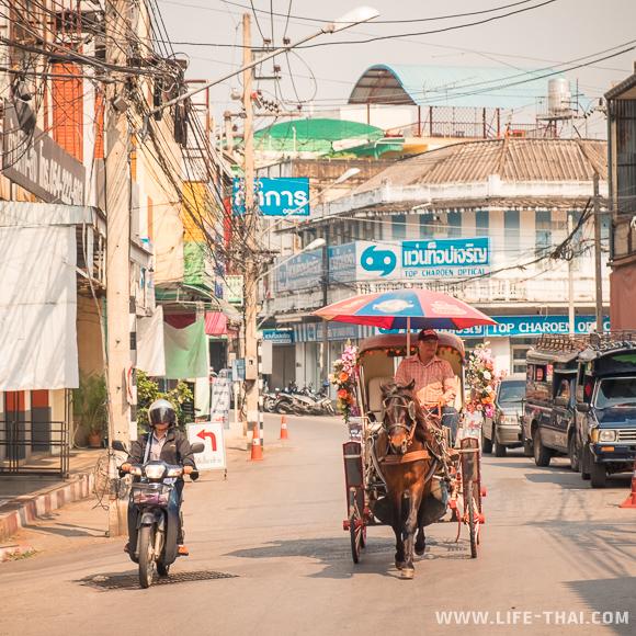Улицы Лампанга