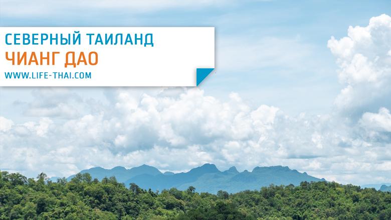 Поездка в Чианг Дао: как добраться, что посмотреть. где остановиться, отели