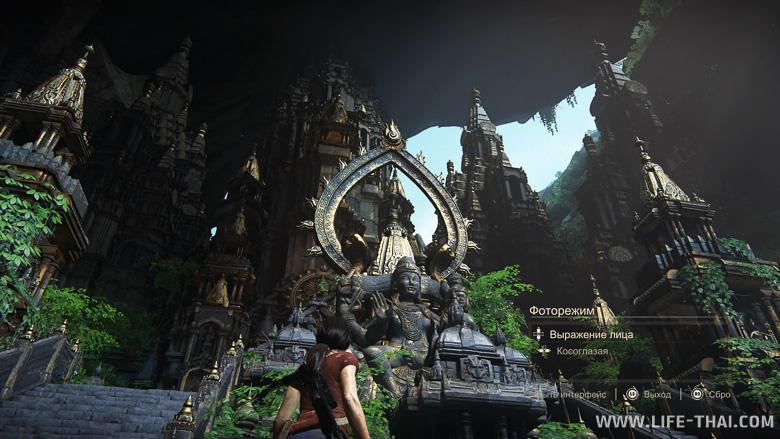 Скриншоты из Uncharted 4 Утраченное наследие