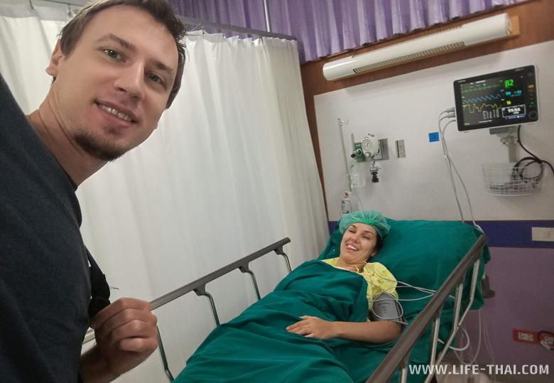 Как я лечила гастрит в Таиланде