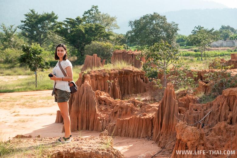 Достопримечательности провинции Са Кео в Таиланде