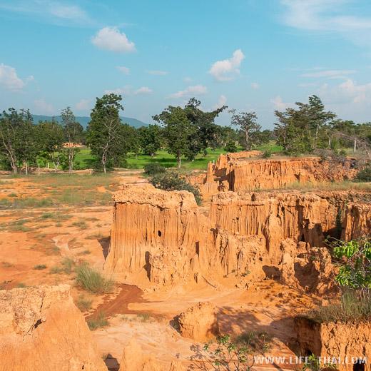 Каньон Лалу в Са Кео