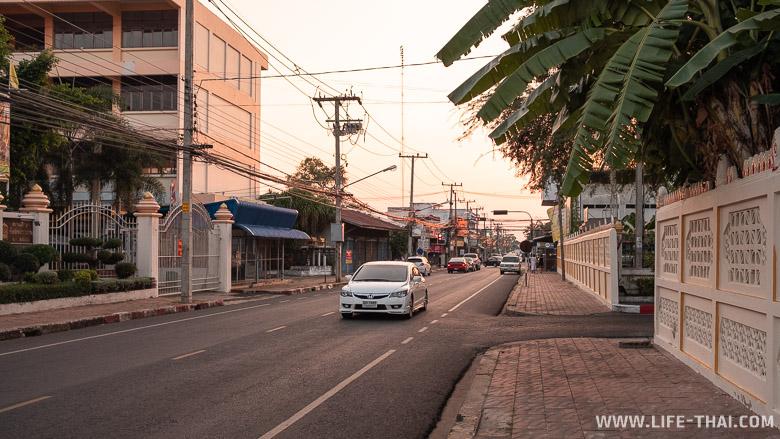 Бурирам в Таиланде