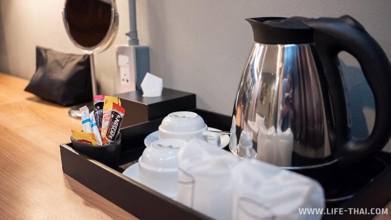 Недорогой отель с завтраком в Кхонкэне