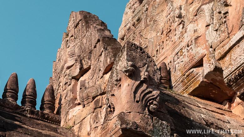 Храмы Ангкорской империи в Таиланде