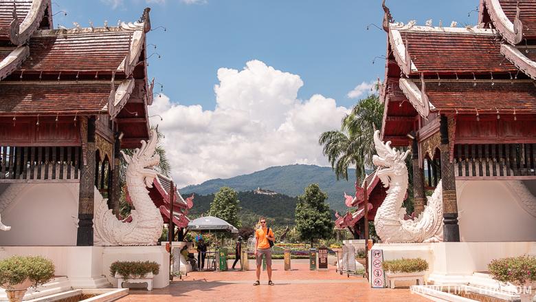 Королевский парк в Чиангмае