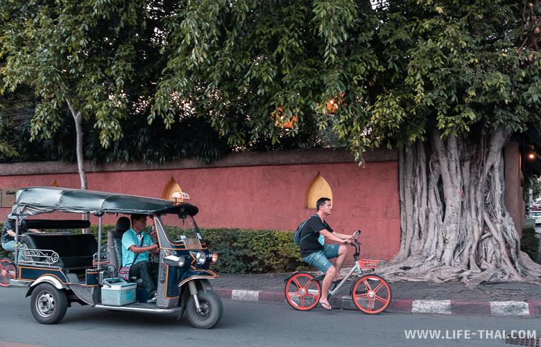 Улицы Чиангмая
