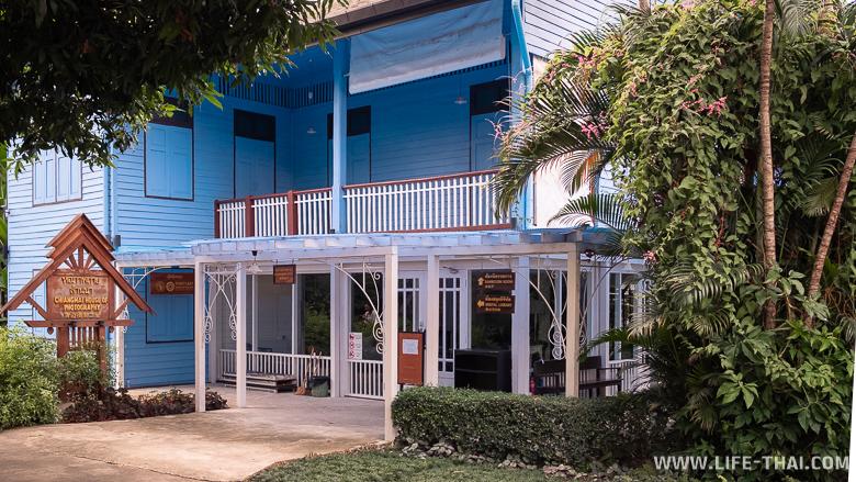 Дом фотографии в Чиангмае