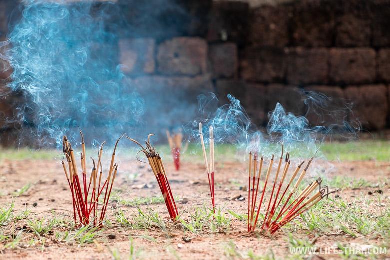 Прасат Садок Кок Тхом в Са Кео