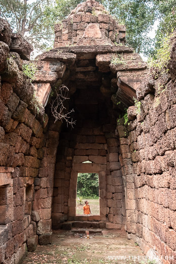 Кхмерский храм Prasat Ta Muan