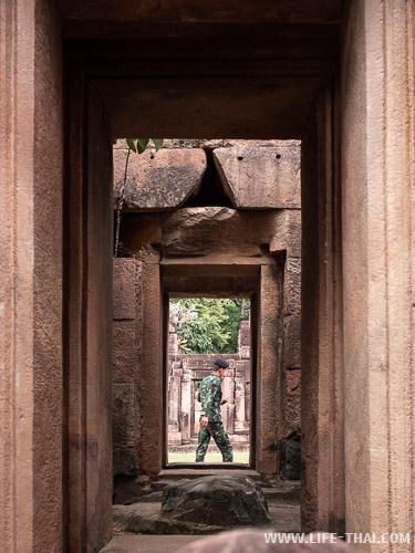 Храмы Ангкора в Таиланде