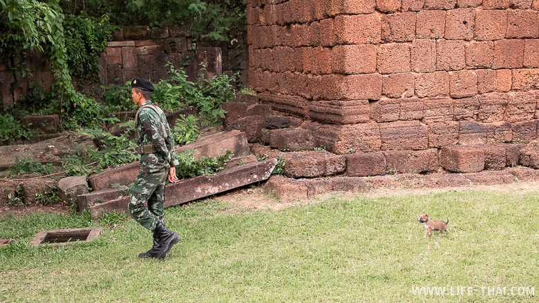 Тайско-камбоджийский конфликт