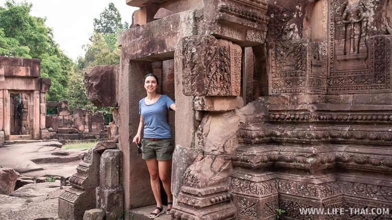 Ангкор ват в Таиланде