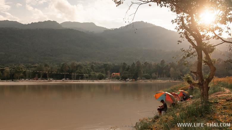 Рыбалка в Чиангмае