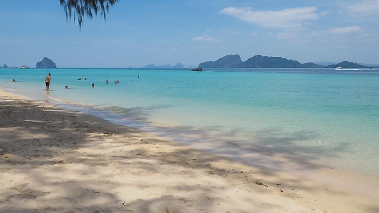 Отдых на ко Крадане в Таиланде в марте