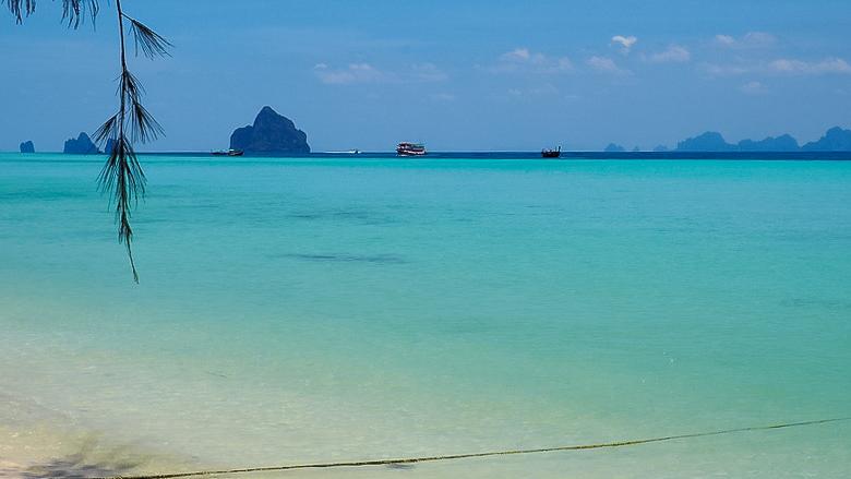 Отдых на острове Крадан в марте, Таиланд